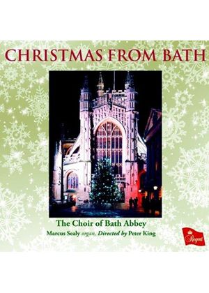 Christmas from Bath (Music CD)