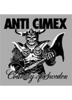 Anti Cimex - Country Of Sweden (Music CD)