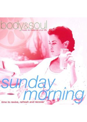 Various Artists - Sunday Morning - Time To Revive Refresh & Recover (Music CD)