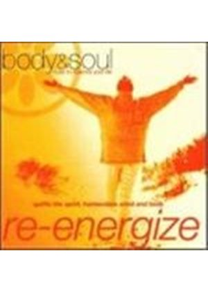 Various Artists - Re-Energise (Music CD)