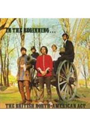 British North American Act - In The Beginning (Music CD)