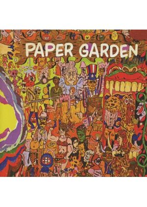 Paper Garden (The) - Paper Garden (Music CD)