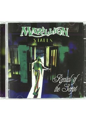 Marillion - Recital Of The Script (Live At The Hammersmith Odeon, 18th May 1983) (Music CD)
