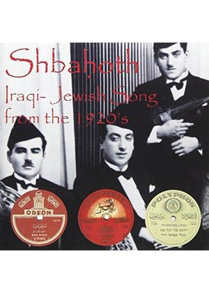Various Artists - Shbahoth (Iraqi Jewish Songs From The 1920s_ (Music CD)