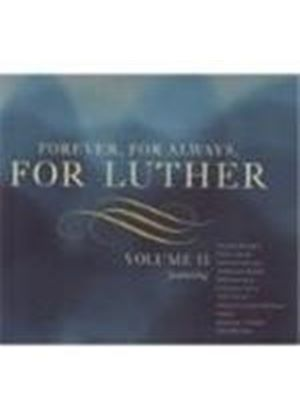 Various Artists - Forever For Always For Luther Vol.2 [Digipak]