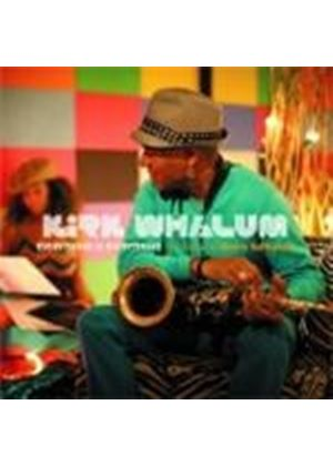 Kirk Whalum - Everything Is Everything (The Music Of Donny Hathaway) (Music CD)
