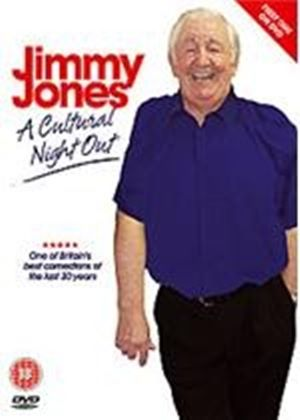 Jimmy Jones - A Cultural Night Out