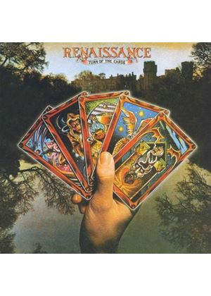 Renaissance - Turn Of The Cards (Music CD)