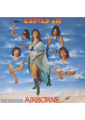 Curved Air - Airborne (Music CD)