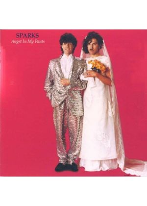 Sparks - Angst In My Pants (Music CD)