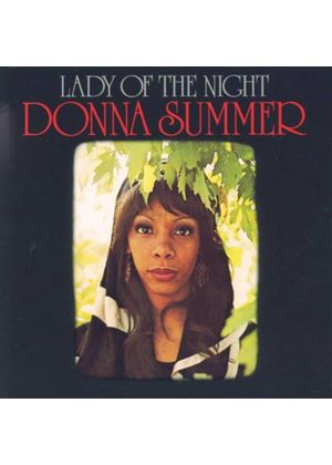 Donna Summer - Lady Of The Night (AKA The Hostage) (Music CD)