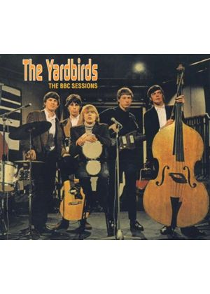 The Yardbirds - BBC Sessions (Music CD)