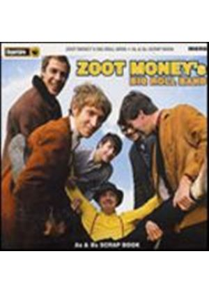 Zoot Moneys Big Roll Band - As & Bs Scrap Book (Music CD)
