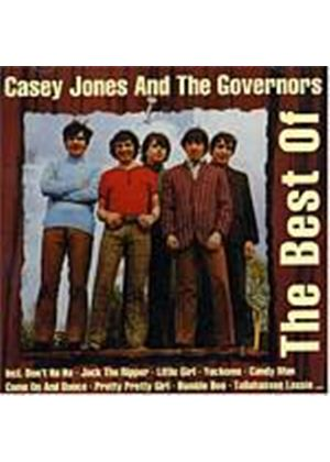 Casey Jones And The Governors - The Best Of Casey Jones And The Governors (Music CD)