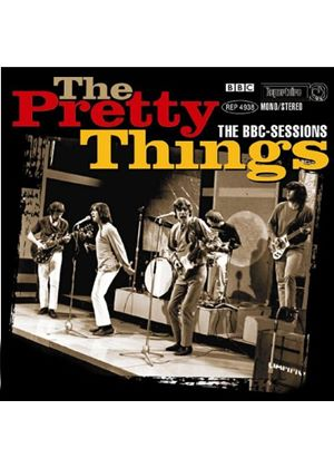 The Pretty Things - The BBC Sessions (Music CD)