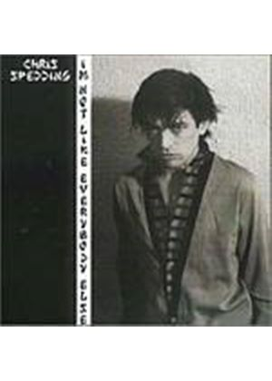 Chris Spedding - Im Not Like Everyone Else (Music CD)