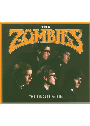 The Zombies - Singles As And Bs (Music CD)