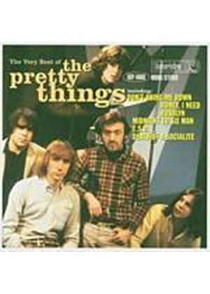 The Pretty Things - The Very Best Of (Music CD)
