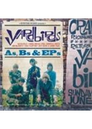 The Yardbirds - As, Bs And Eps (Music CD)