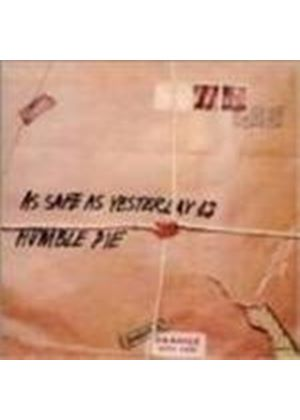 Humble Pie - As Safe As Yesterday Is [Digipak]
