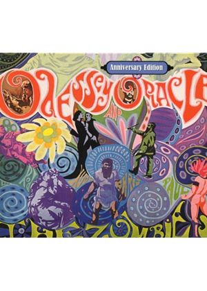Zombies - Odessey and Oracle: 40th Anniversary Edition (Music CD)