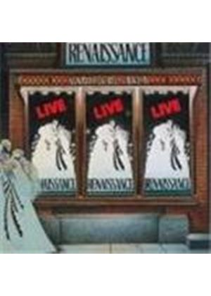 Renaissance - Live At The Carnegie Hall