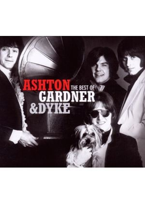 Ashton Gardner & Dyke - Best Of Ashton Gardner And Dyke, The (Music CD)