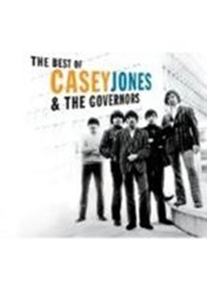 Casey Jones & The Governors - Best Of Casey Jones And The Governers, The (Music CD)
