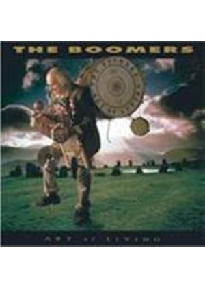 Boomers - Art Of Living (Music CD)