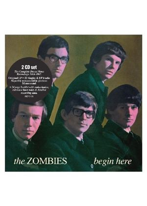Zombies (The) - Begin Here (Decca Recordings 1964-1967) (Music CD)