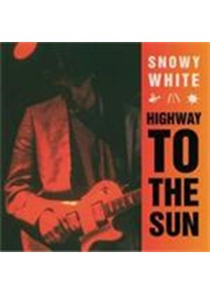 Snowy White - Highway To The Sun [Digipak] (Music CD)