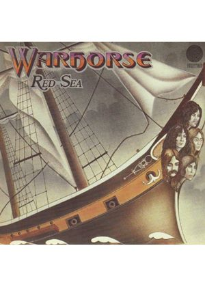 Warhorse - Red Sea (Music CD)