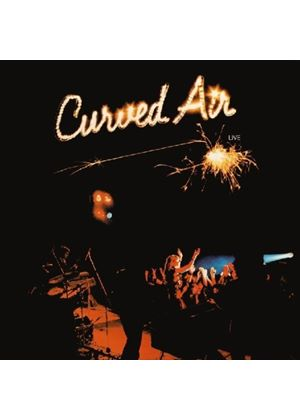 Curved Air - Live (Live Recording) (Music CD)