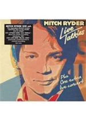 Mitch Ryder - Live Talkies/Easter In Berlin 1980 (Music CD)