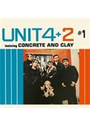 Unit 4+2 - No.1 Featuring Concrete And Clay (Music CD)