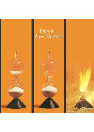 Raw Material - Time Is... (Music CD)
