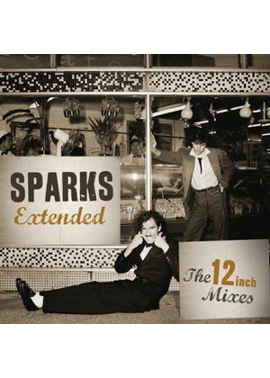 "Sparks - Extended (The 12"" Mixes (1979-1984)) (Music CD)"