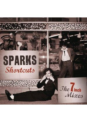 "Sparks - Shortcuts (The 7"" Mixes (1979-1984)) (Music CD)"