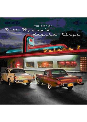 Bill Wyman - Best of Bill Wymans Rhythm Kings, Vol.2 (Music CD)