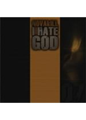 Novakill - I Hate God (Music CD)
