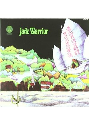 Jade Warrior - Jade Warrior (Music CD)