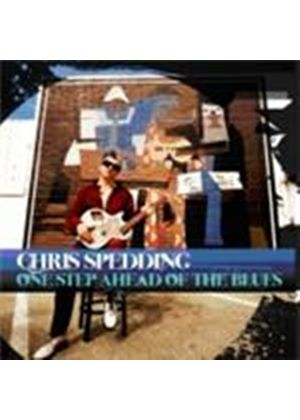 Chris Spedding - One Step Ahead Of The Blues (Music CD)