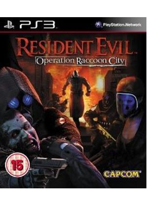 Resident Evil - Operation Raccoon City (PS3)