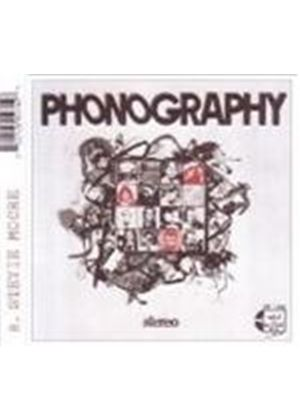 R. Stevie Moore - Phyonography (Music CD)