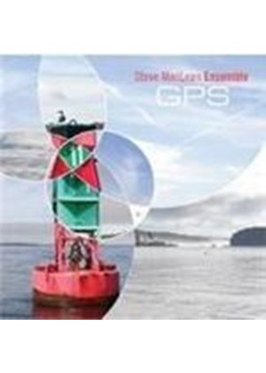 Steve MacLean - GPS (Music CD)