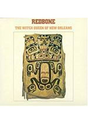 Redbone - The Witch Queen Of New Orleans (Music CD)