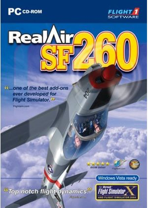 Real Air SF260 (PC CD)