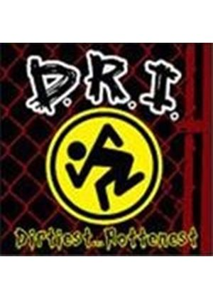 DRI - Dirtiest Rottenest (Thrash Zone / 4 of a Kind) [Remastered] (Music CD)