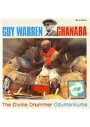 Guy Warren - The Divine Drummer (Music CD)