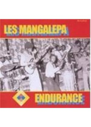 Les Mangelpa - Endurance (Music CD)